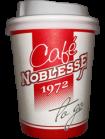 Pahar Take Away Café Noblesse 1972