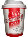Pahar Take Away Café Noblesse 1972